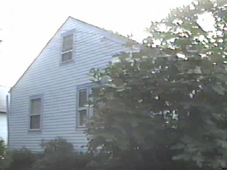 Front view after we did the siding in 1991