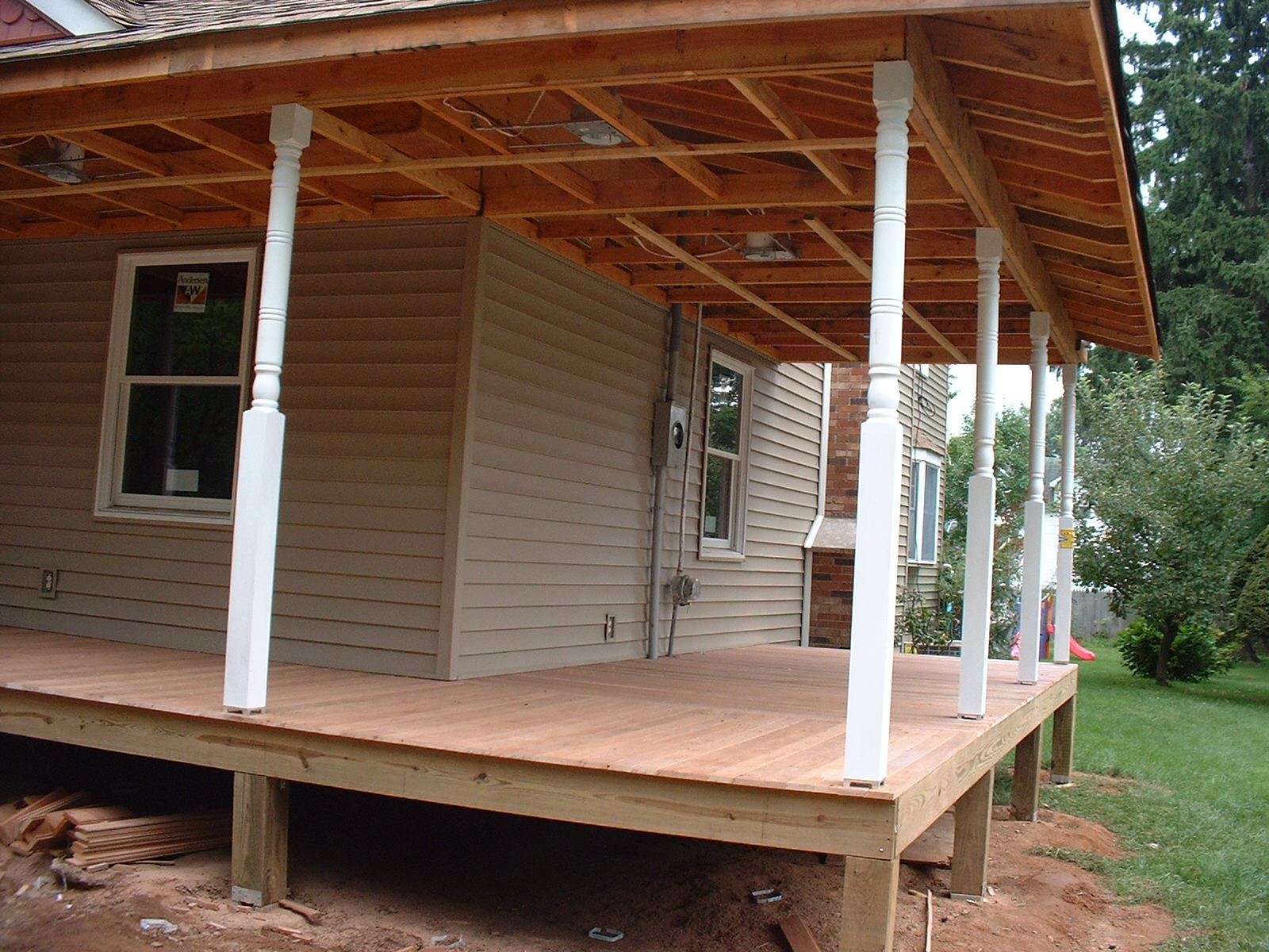 Wrap around porch for Wrap around porch columns