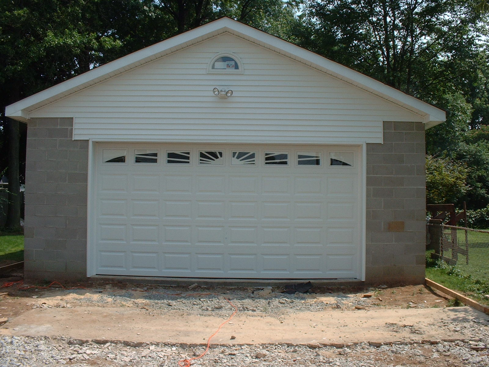 garage with kit exciting for window gar designs outstanding ideas kits full of size through windows doors walk kitchen cabinets door